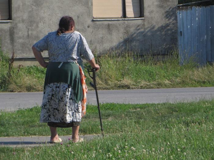 Licht in twee Roma dorpen