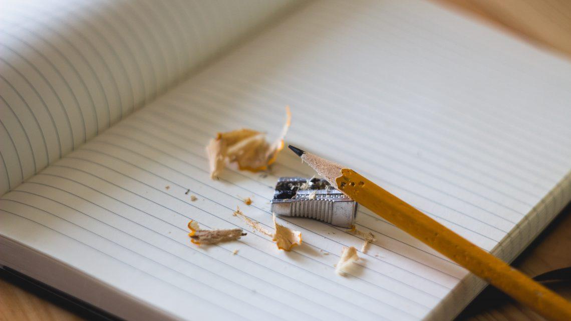 Spelen met schrijven