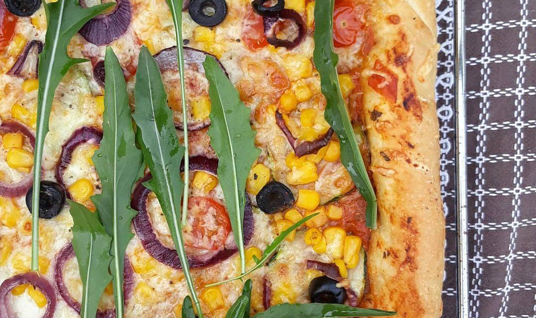 Voor jou: Gewoon een onweerstaanbaar lekker pizza recept.