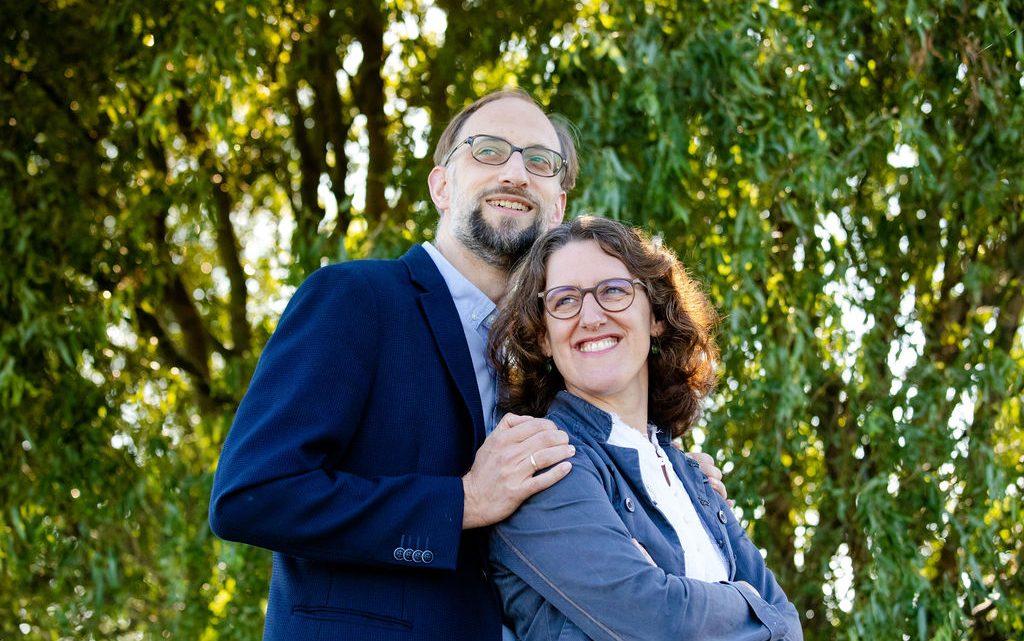 Het einde van onze uitzending en het afscheid in Randwijk