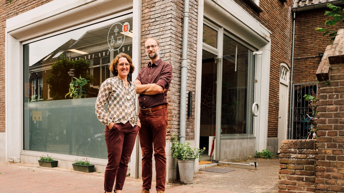 Feestweek: Werkplek Bergstraat gaat officieel open!